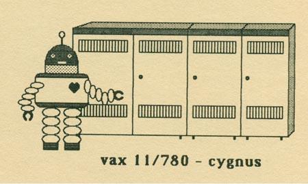 Vax 11/780 - Cygnus